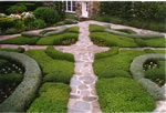French Design Knot Garden